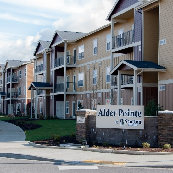 Alder Pointe Apartments