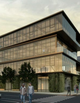 Beech Street Office Tower
