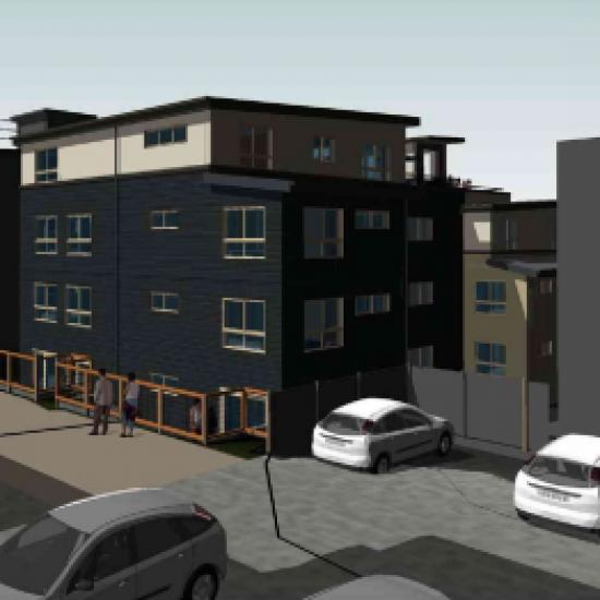 Holgate II Apartments